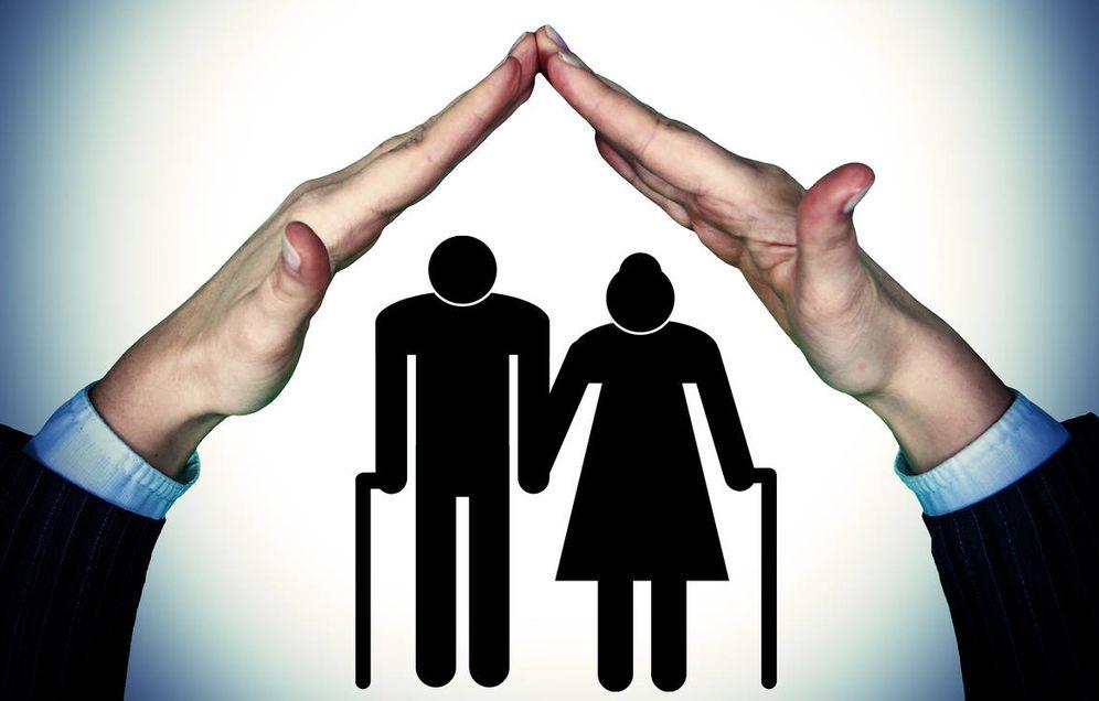 Foto: El Gobierno dará 525 euros anuales a los pensionistas que vivan de alquiler sin casa en propiedad. (Foto: iStockPhoto)