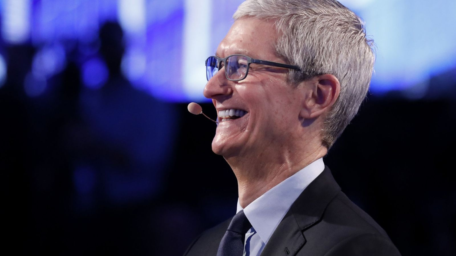 Foto: Tim Cook, CEO de Apple. (Brendan McDermid / Reuters)