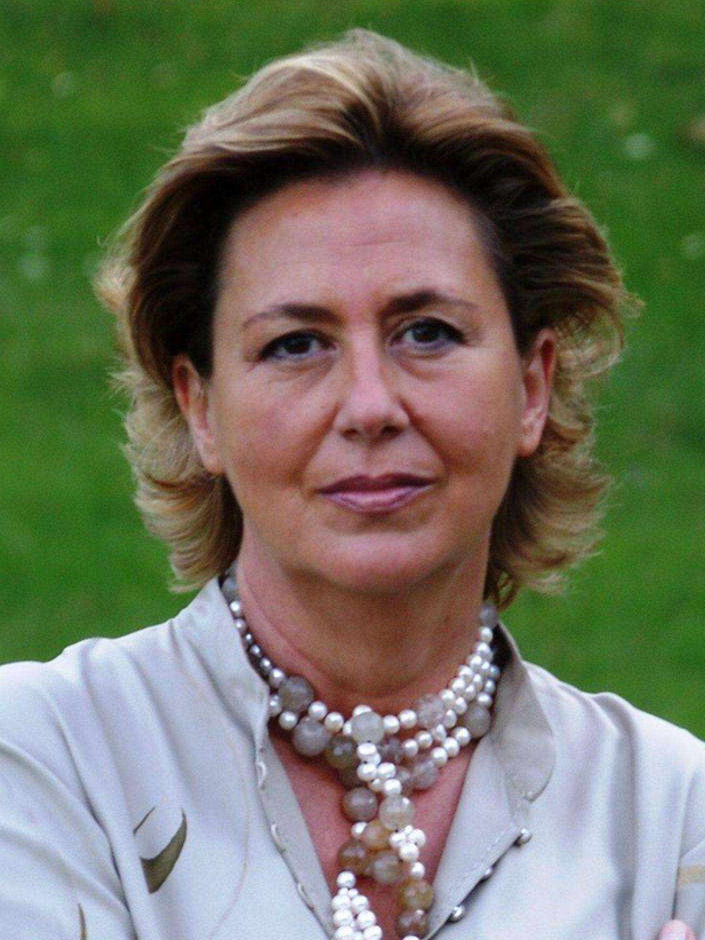 Beatriz Lacalle, tía materna de Belén Corsini. (Cortesía)