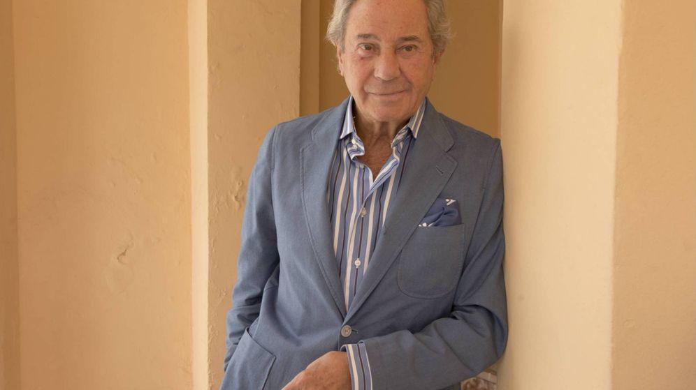 Foto: El actor Arturo Fernández, en una imagen de archivo. (Cordon Press)