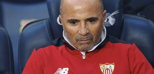 Post de Jorge Sampaoli ya tiene listas las maletas para abandonar el Sevilla