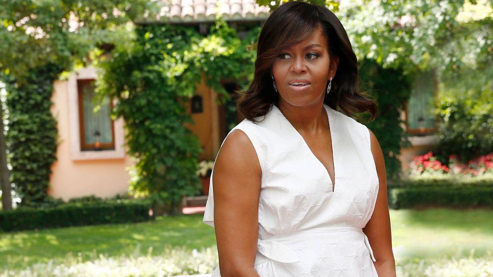 Michelle Obama en Mallorca: 8.000 € la semana en la casa de una amiga del emérito