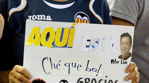 Peter Lim se ríe de la acusación de robar  en el Valencia: Es mi propio dinero