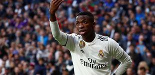 Post de El día en que Vinicius dejó en evidencia a Bale (y Florentino lo sabe)