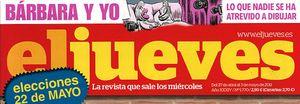 Foto: 'El Jueves' la vuelve a liar con la parodia 'Bárbara y yo'