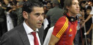 Post de Fernando Hierro está cerca de regresar a la Federación como director deportivo