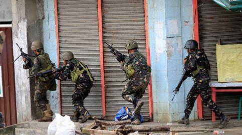 Lucha contra los yihadistas en el sur de Filipinas