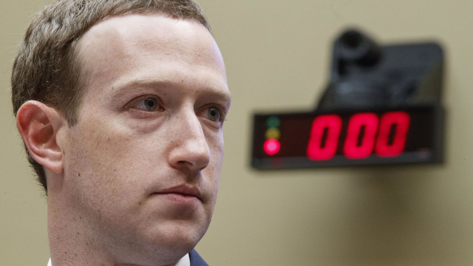 Foto: Mark Zuckerberg, fundador de Facebook. (Reuters)