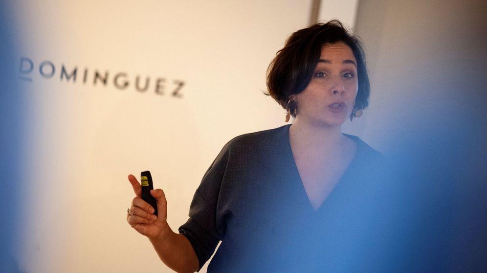 Foto: La consejera delegada de la Adolfo Domínguez, Adriana Domínguez,