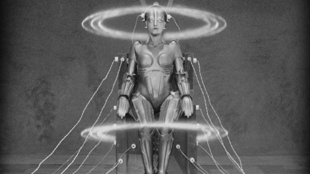 Foto: Un fotograma de 'Metrópolis' de Fritz Lang, una de las películas de ciencia ficción más icónicas.