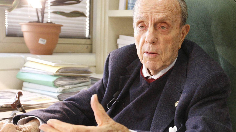 Manuel Fraga. (EFE)