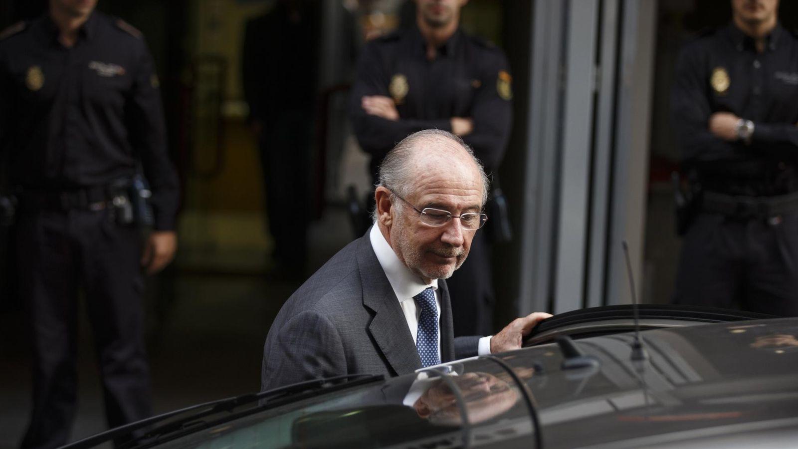 Foto: El exvicepresidente del Gobierno Rodrigo Rato. (Reuters)