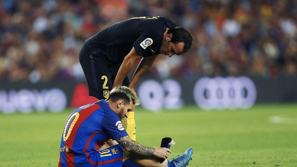 Dejen en paz a Leo Messi