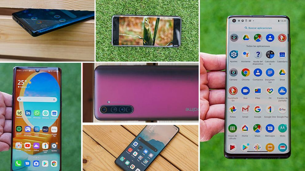 Xiaomi, Oppo, LG o Motorola: probamos 5 grandes móviles 'olvidados' por la pandemia