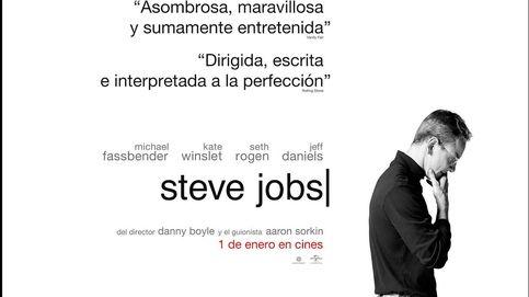 'El Confidencial' sortea cinco entradas dobles para ver en Madrid la película 'STEVE JOBS'