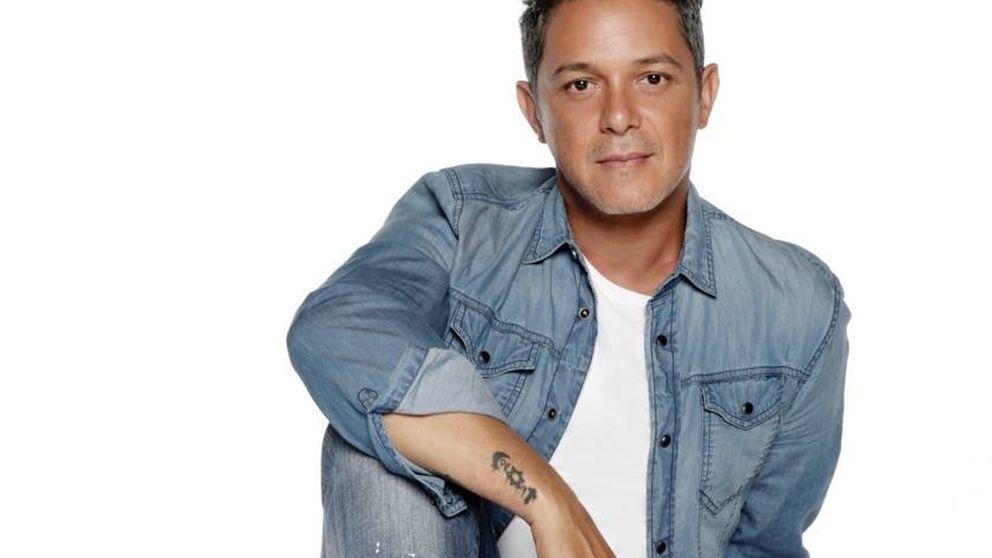 Alejandro Sanz, ahora diseñador de complementos para mujer
