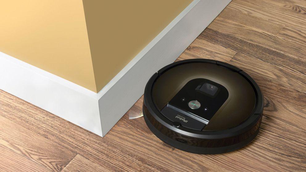 La errata que disparó el valor de Roomba, el robot aspirador