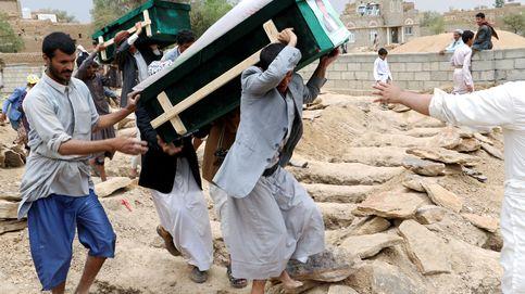 Entierro en Yemen