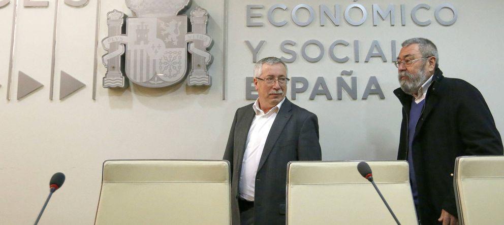 Ascenso y derrumbe del capitalismo obrero de Toxo y Méndez