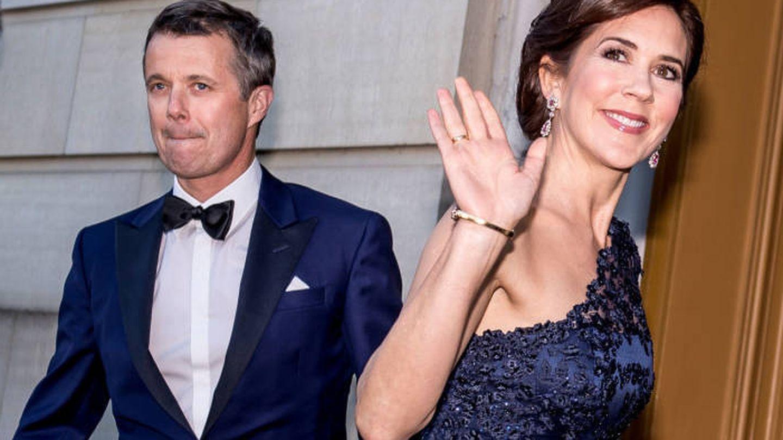 Federico y Mary, en una imagen de archivo. (Reuters)