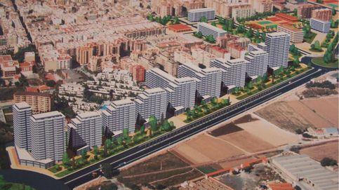 Metrovacesa se lanza a por el último gran plan de Valencia para hacer 1.500 viviendas