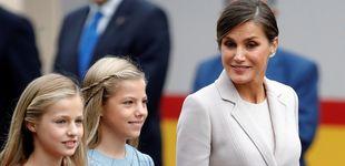 Post de Doña Letizia y sus hijas: plan secreto y de chicas