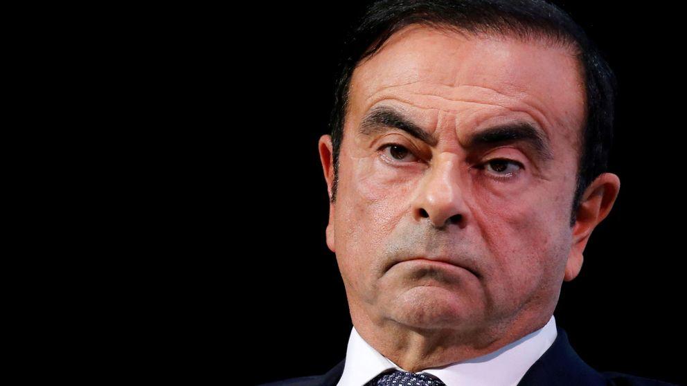Ghosn vuelve a ser detenido tras anunciar estar listo para contar la verdad