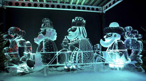 Esculturas de hielo en Alemania