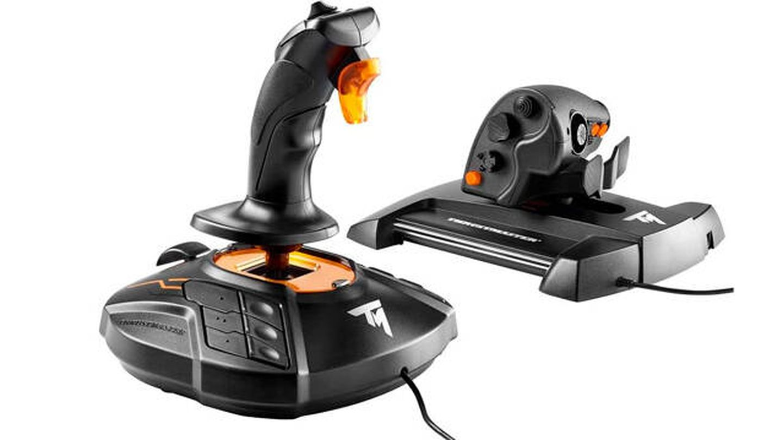 Joystick para videojuego Thrustmaster T.16000M FCS HOTAS