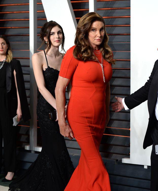 Foto: Caitlyn Jenner en la fiesta de 'Vanity Fair'
