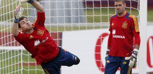 Post de Las emotivas palabras de Víctor Valdés a Iker Casillas