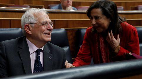 Robles asumirá Exteriores de manera interina tras la marcha de Borrell a la UE