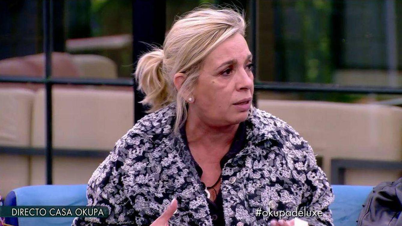 Última hora y parte médico de Carmen Borrego tras el tartazo en 'Sálvame okupa'