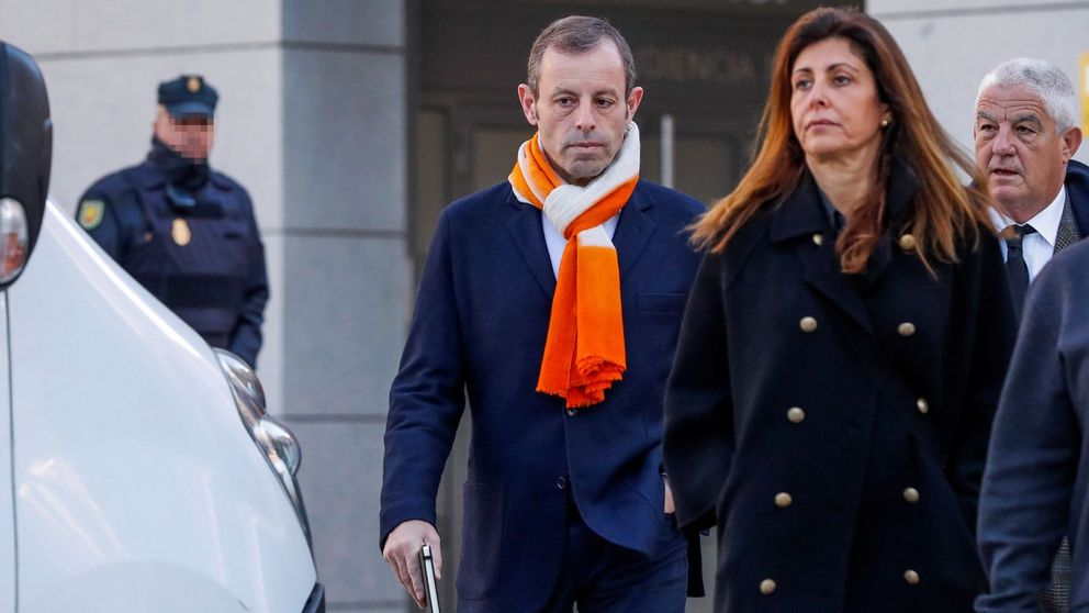 Los otros frentes de Rosell: el caso Neymar, un fraude a Hacienda y el hígado de Abidal