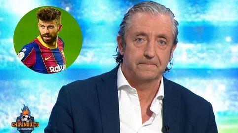 La verdadera opinión de Piqué sobre 'El chiringuito', el show de Josep Pedrerol