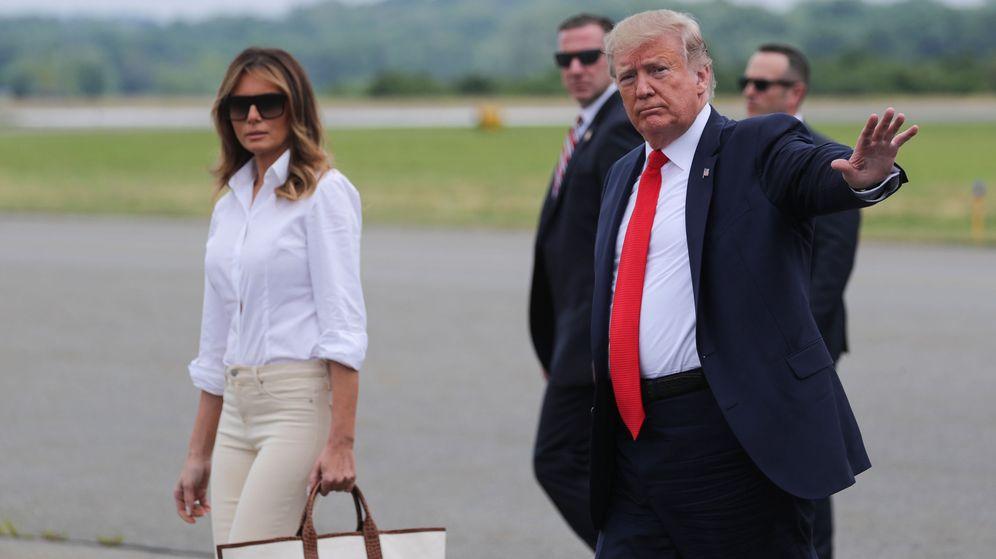 Foto: Melania Trump en una imagen de archivo. (Reuters)