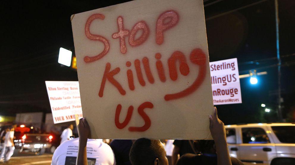 Las dos muertes que provocaron la protesta en Dallas