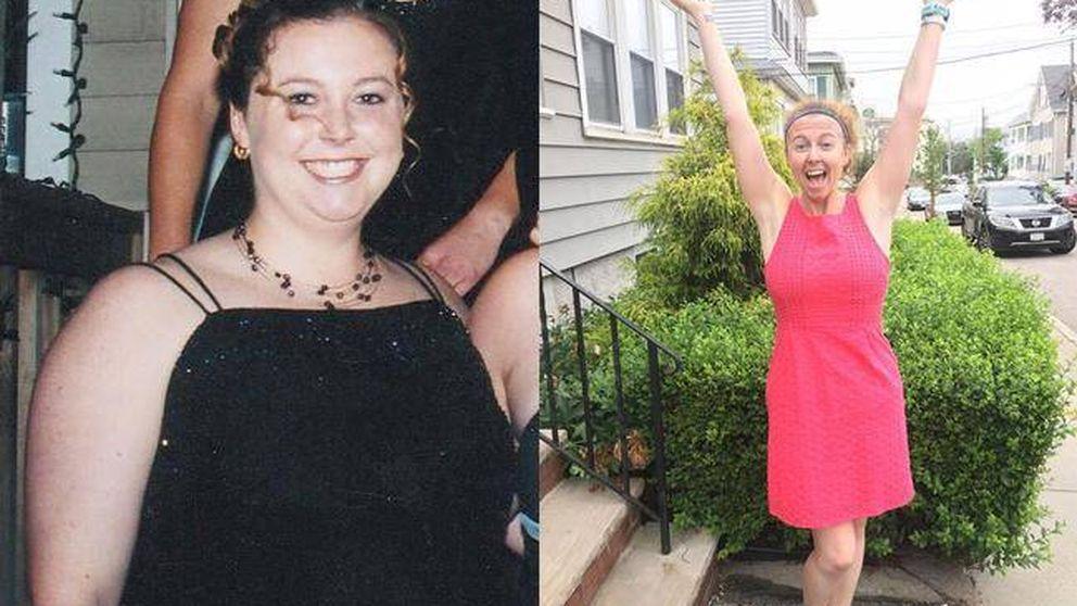 Esta mujer perdió 36 kilos con una dieta: así es como lo consiguió llevar a cabo