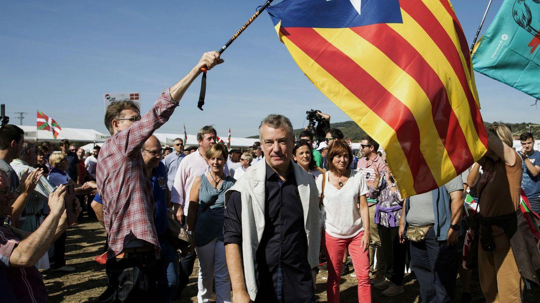 Urkullu acusa a Rajoy de no valorar las consecuencias futuras de su 'plan catalán'