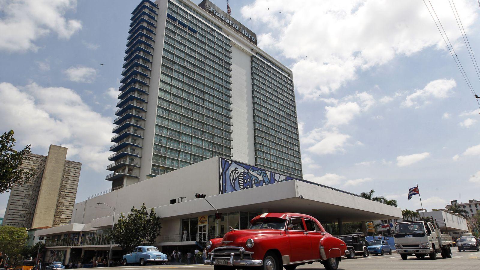 Foto: El hotel Habana Libre, expropiado a la cadena Hilton tras la revolución, administrado por la cadena Sol Meliá desde 1996. (EFE)