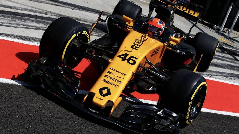 Foto: El regreso de Kubica a la Fórmula 1