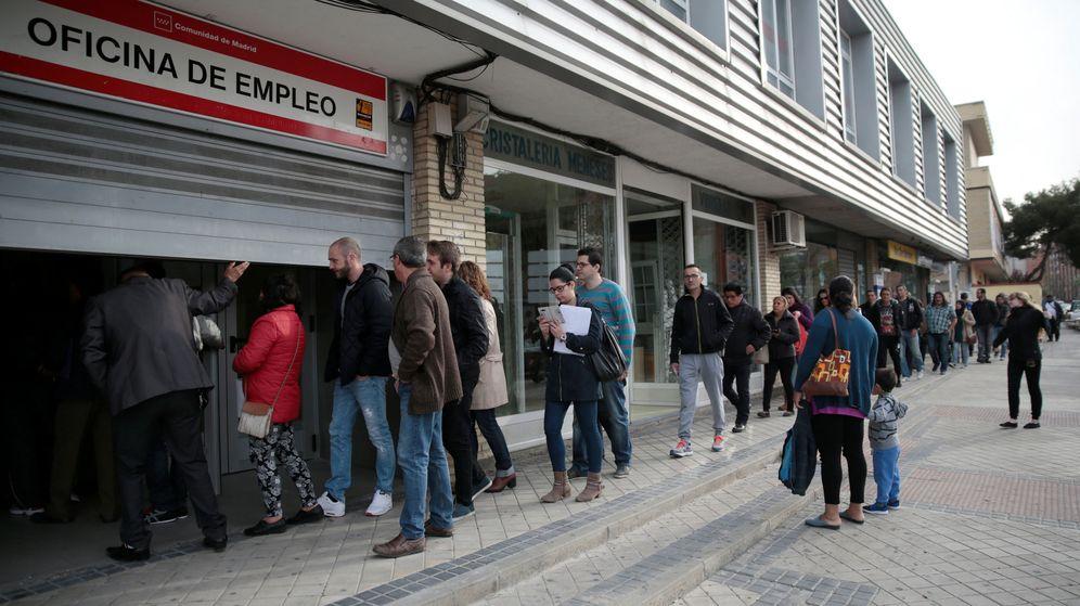Foto: Oficina de empleo en Madrid. (Reuters)
