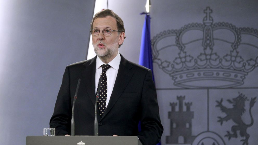 Rajoy vuelve a ofrecer un pacto a C's y PSOE pero se niega a ceder la presidencia