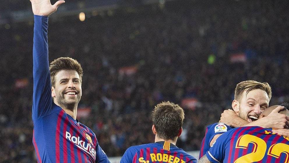 Vaya manita del Barcelona al Madrid: pues menos mal que no ha jugado Messi
