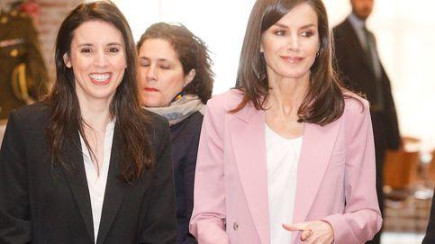 Felipe y Letizia, tras el positivo de Irene Montero: test y suspensión de actos