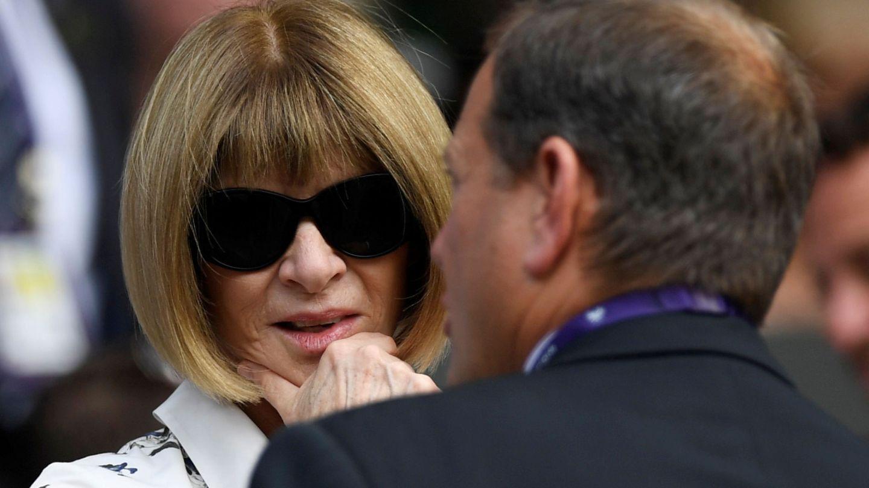 Anna Wintour. (Reuters)