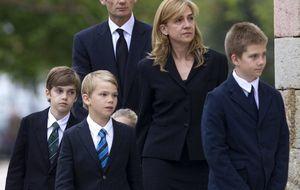 Foto: Funeral de Juan Urdangarin