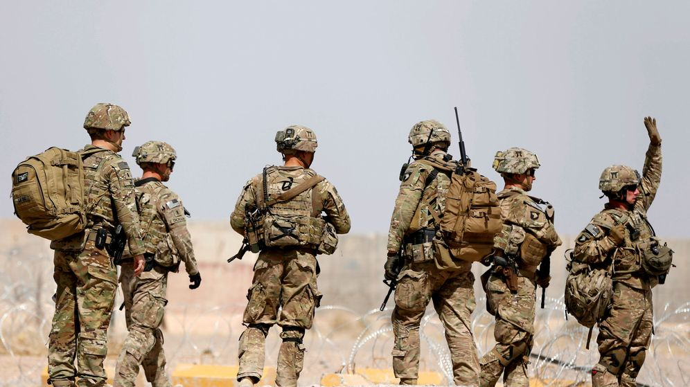 Foto: Tropas estadounidenses en la provincia de Uruzgan, Afganistán. (Reuters)
