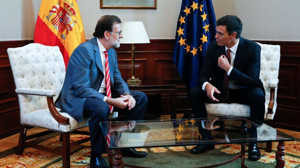 Rajoy y Sánchez, dos discursos pendientes