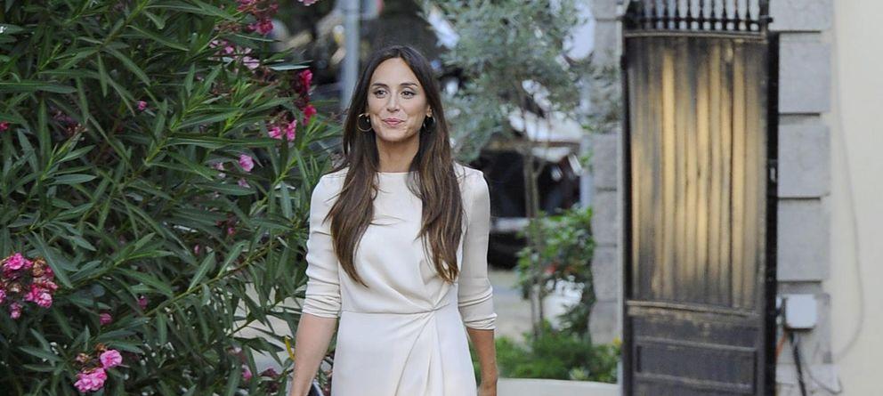 Foto: Tamará Falcó embajadora en la fiesta de una firma de joyas